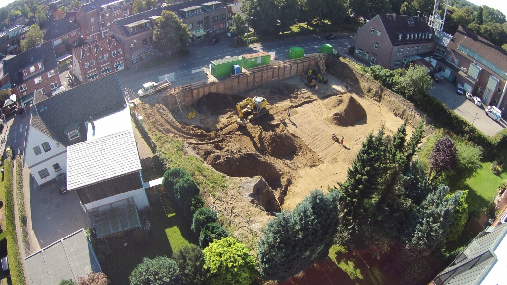 Bauvorhaben Middenmang